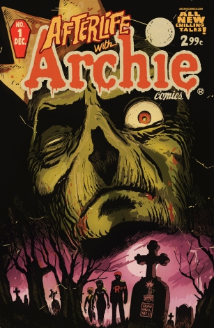 Afterlife with Archie main cover