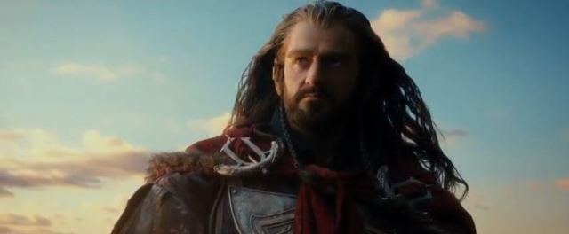 Armitage as Thorin