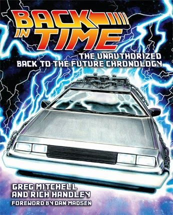 Back in Time BTTF cover