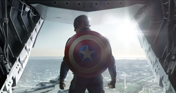Captain America Winter Soldier banner