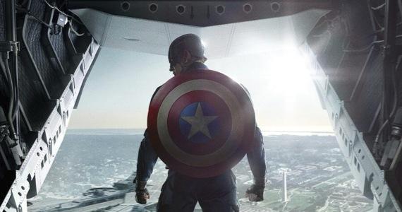 Captain America Winter Soldier banner