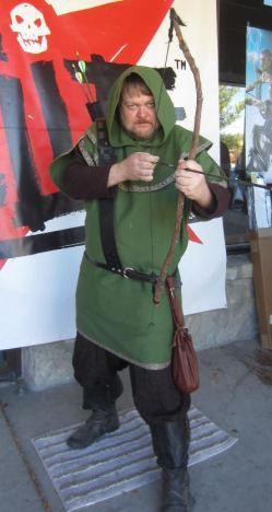CJ Bunce Green Arrow Elite Comics 2013