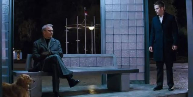 Costner and Pine in Jack Ryan