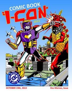 I-CON 2013 poster