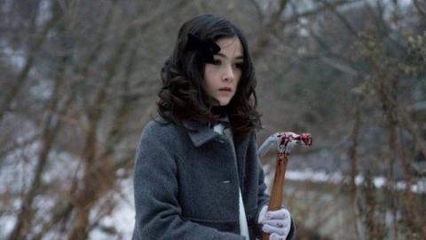 Orphan movie - creepy little girl