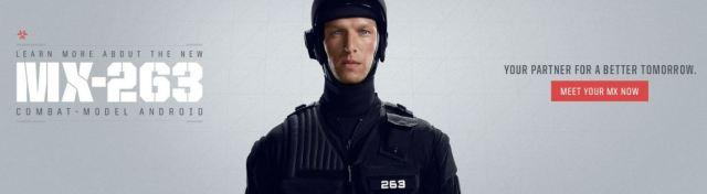 Almost Human future cop
