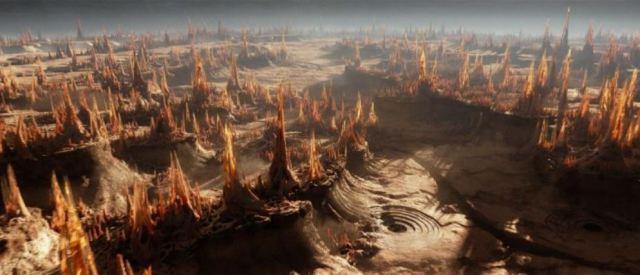 Formics planet