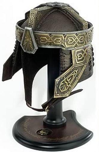 Gimli helmet replica