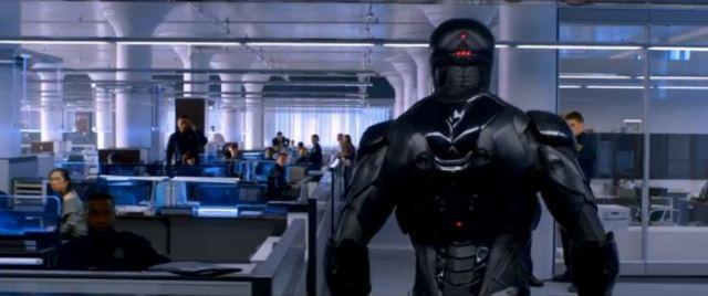 RoboCop armor