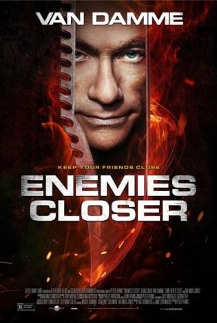 Van Damme Enemies Closer