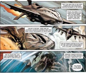 Aaron Gillespie Bionic Man