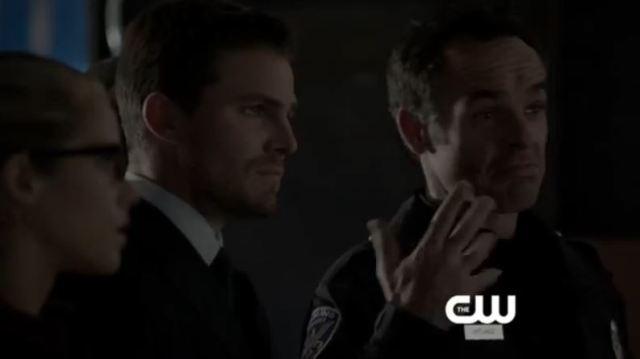 Arrow meets the Flash