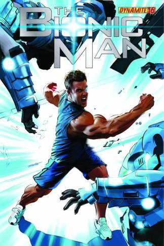 Bionic Man 16 Mayhew