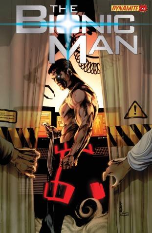 Bionic Man 25