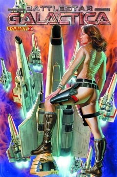 BSG Alex Ross cover