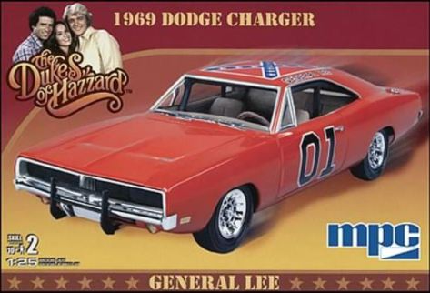 Dukes of Hazzard Charger