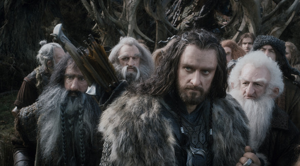 Dwarves The Hobbit The Desolation of Smaug