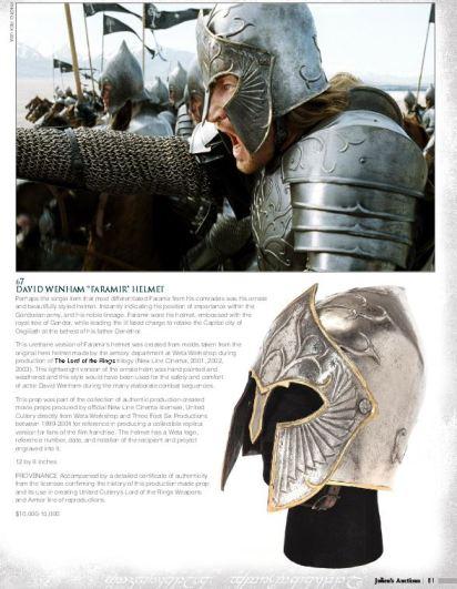Faramir helmet