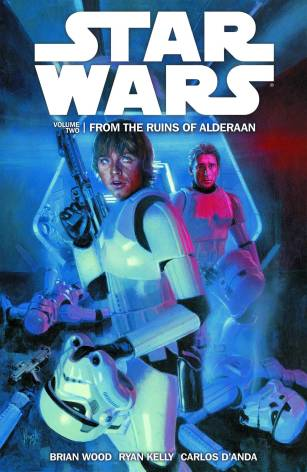 From the Ruins of Alderaan trade edition