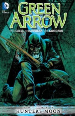 Green Arrow Hunters Moon