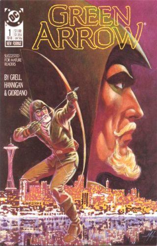 Grell Green Arrow 1
