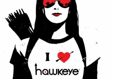 Hawkeye cover art