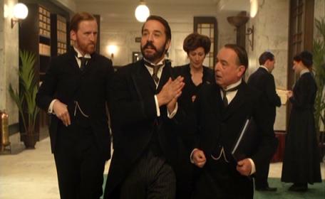 Jeremy Piven as Mr Selfridge