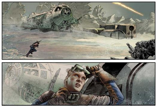 Mayhew The Star Wars Issue 1