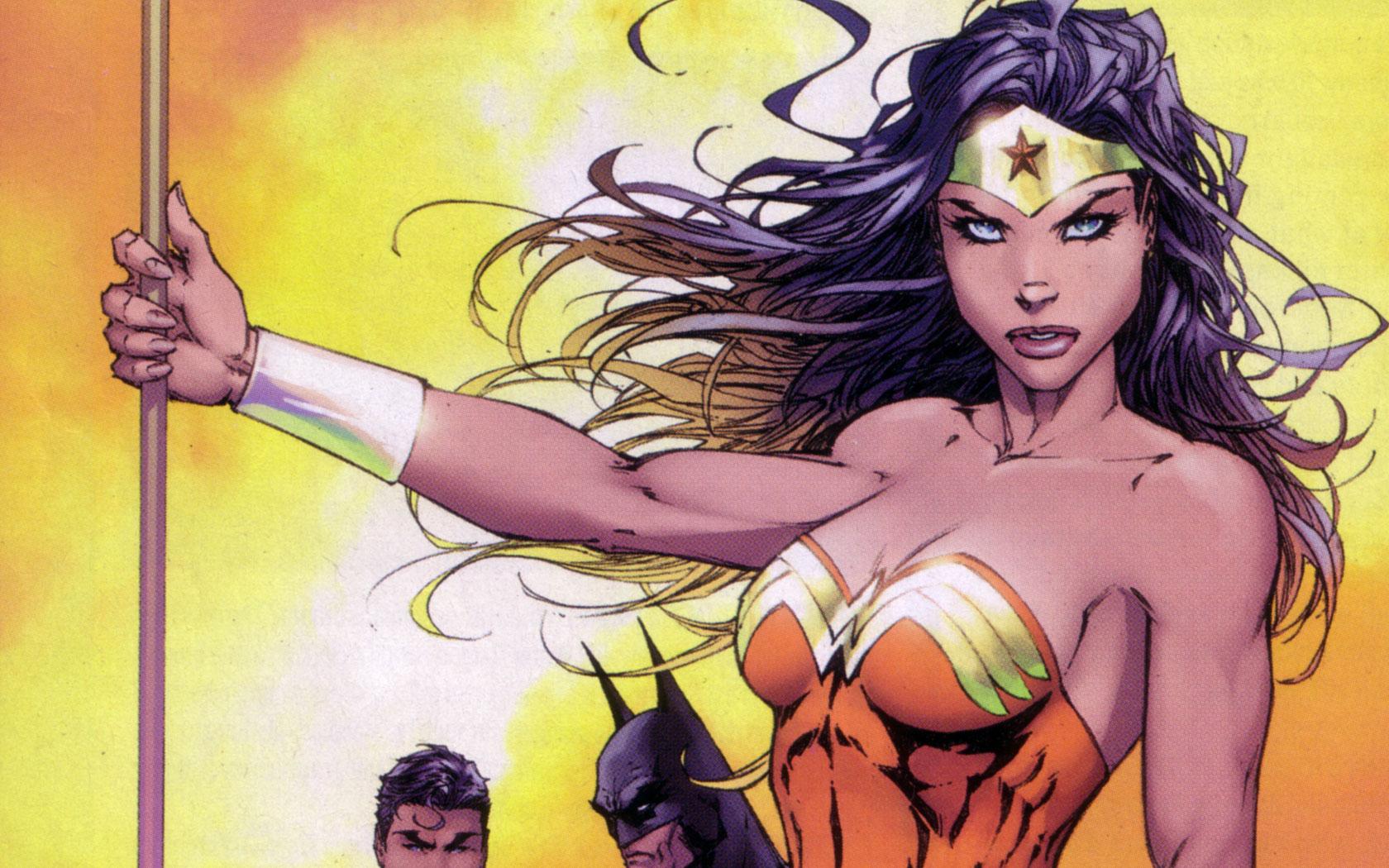 Who Is Wonder Woman In Batman Vs Superman