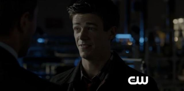New Barry Allen