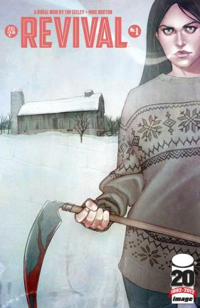 Revival issue 1 cover