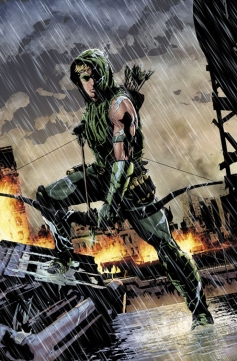 Sorrentino Green Arrow