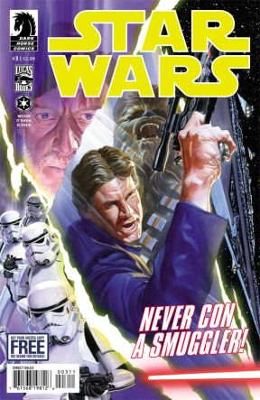 Star Wars 3 Ross cover