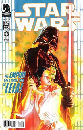 Star Wars cover by Alex Ross