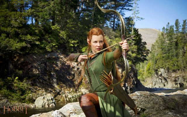 The Hobbit The Desolation of Smaug Tauriel