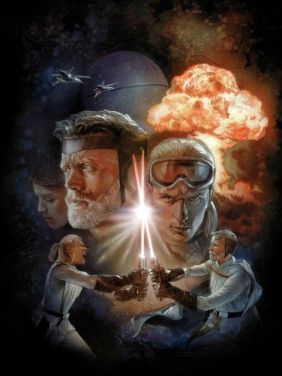 The Star Wars cover art 1