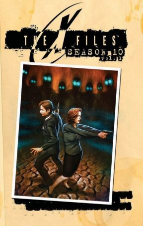 X-Files Season 1 hardcover