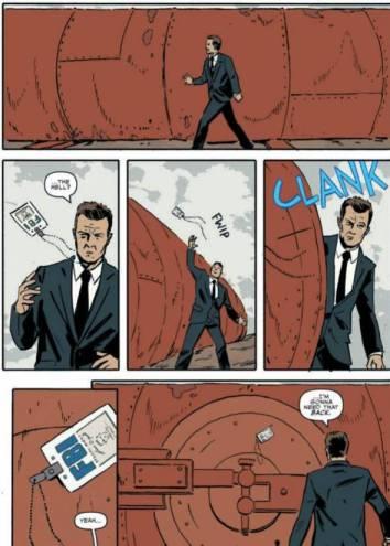 X-Files-Season 10 Agent Doggett