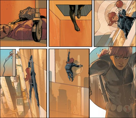 Black Widow Phil Noto