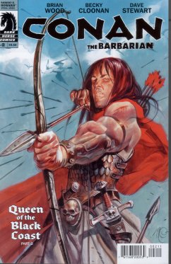 Conan Queen of the Black Coast