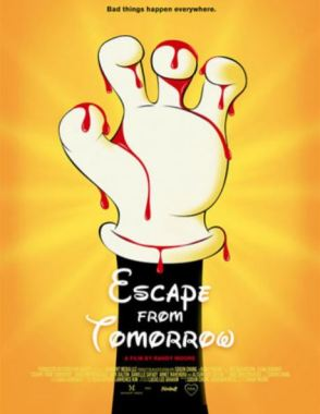 Escape from Tomorrow movie poster