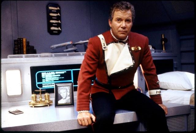 Kirk Star Trek VI