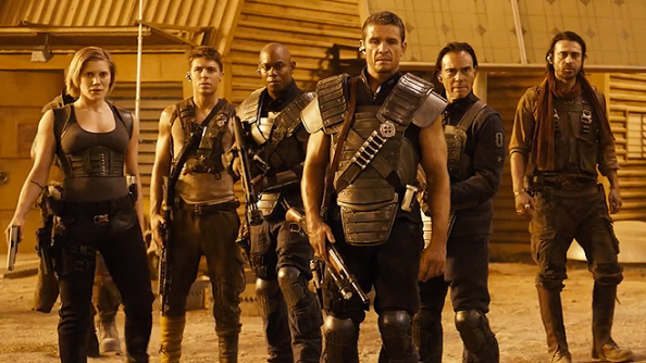Mercs in Riddick