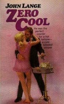 Original Zero Cool pulp paperback
