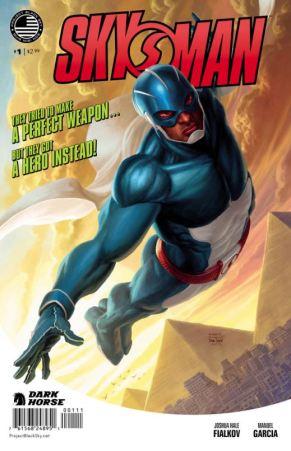 Skyman 1 cover A