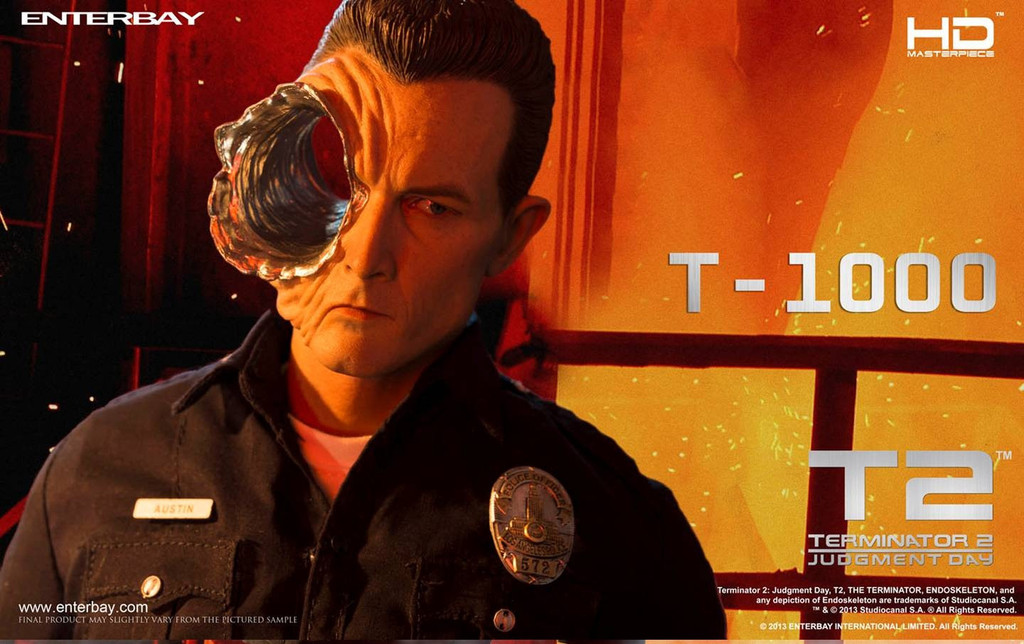 T1000 Terminator 2  FANDOM powered by Wikia