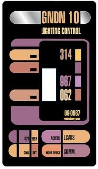 Trek switch plate cover