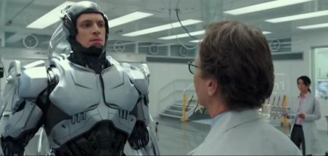 Waking up RoboCop