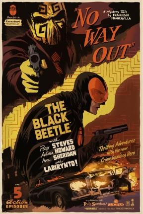Black Beetle poster