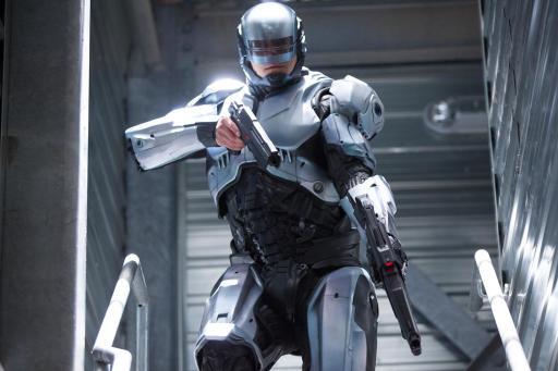 Borg HOF 2014 RoboCop